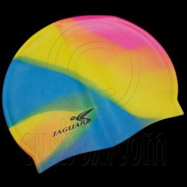Silicone Swim Cap (RAINBOW N2)