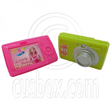 Assorted Digital Camera 1:6 for Blythe Barbie Doll's House Dollhouse Furniture