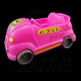 Plastic Assorted Auto Car 1:6 for Barbie Kelly Doll's House Dollhouse Miniature