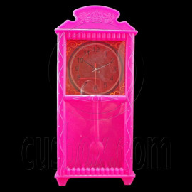 Grandfather Floor Clock 1:6 Barbie Blythe Doll's House Dollhouse Miniature