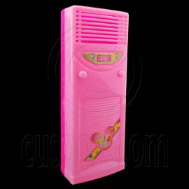 Floor Tower Air Conditioner 1:6 Barbie Kelly Doll's House Dollhouse Miniature
