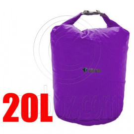20L Bluefield Waterproof Outdoor Dry Bag (PURPLE)