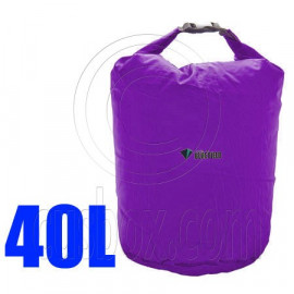40L Bluefield Waterproof Outdoor Dry Bag (PURPLE)