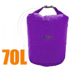 70L Bluefield Waterproof Outdoor Dry Bag (PURPLE)