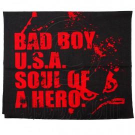 Black Bad Boy USA New Cycling Hiking Skiing Unisex Bandana Headwear Head Scarf