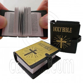 Real Text Inside Holy Bible 1/6 for Barbie Monster High 18