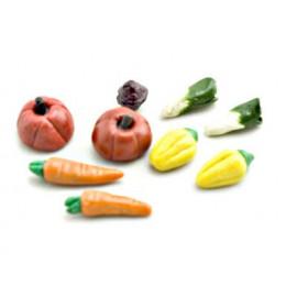 Food & Vegetables Carrot Kitchen Dollhouse Miniature
