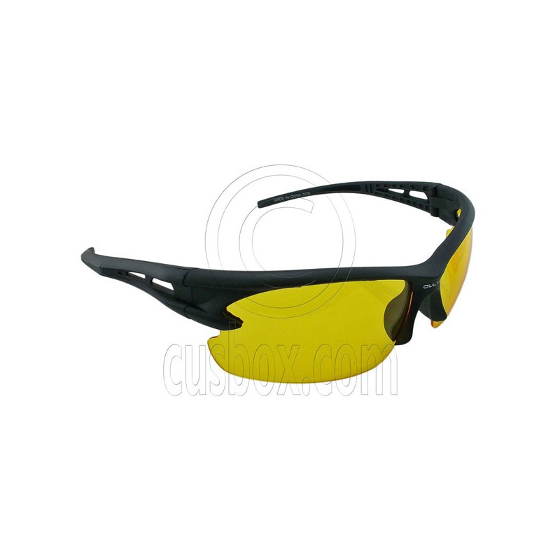 yellow night driving low light foggy cycling hd glasses. Black Bedroom Furniture Sets. Home Design Ideas