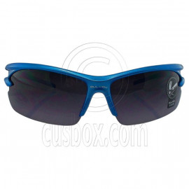 Blue Grey Professional Polarized Driving Cycling Mens Glasses Sports Sunglasses