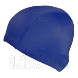 Light Elastane Swimming Cap (DARK BLUE)