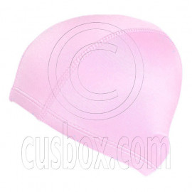 Light Elastane Swimming Cap (PINK)