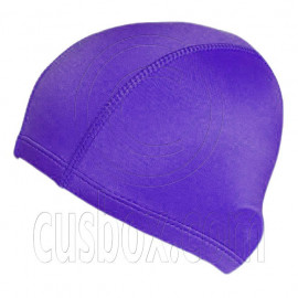 Light Elastane Swimming Cap (PURPLE)