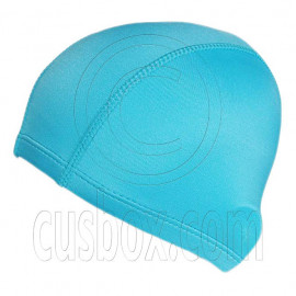 Light Elastane Swimming Cap (AQUA BLUE)