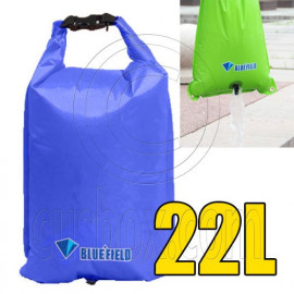 Bluefield 22L Kayaking Canoeing Dry Bag (BLUE)