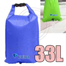 Bluefield 33L Kayaking Canoeing Dry Bag (BLUE)