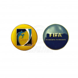 FIFA Football Games Referee Flip Coin Model B