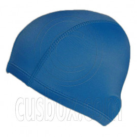 Light Elastane Swimming Cap (TURQUOISE BLUE)