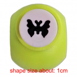 Butterfly Insect Funny Paper Edge Craft Punch Scrapbooking Die Cut Cutter 1cm