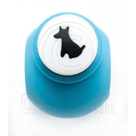 Dog Pets Animal Paper Stamp Punch Scrapbooking