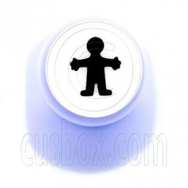 Child Shaped Paper Craft Stamp Punch Scrapbooking