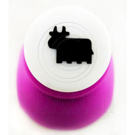 Sheep Animal Paper Craft Scrap Punch Scrapbooking
