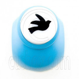 Pigeon Flying Bird Paper Craft Punch Scrapbooking