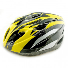 Yellow Cycling Bike Road Bicycle Helmet 54-62cm Uni-Fit
