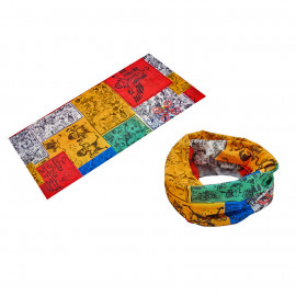 Tibet Lungta Multi-Color N2 Adult Women's Men's Cycling Hiking Scarf Bandana Bandanna Gear
