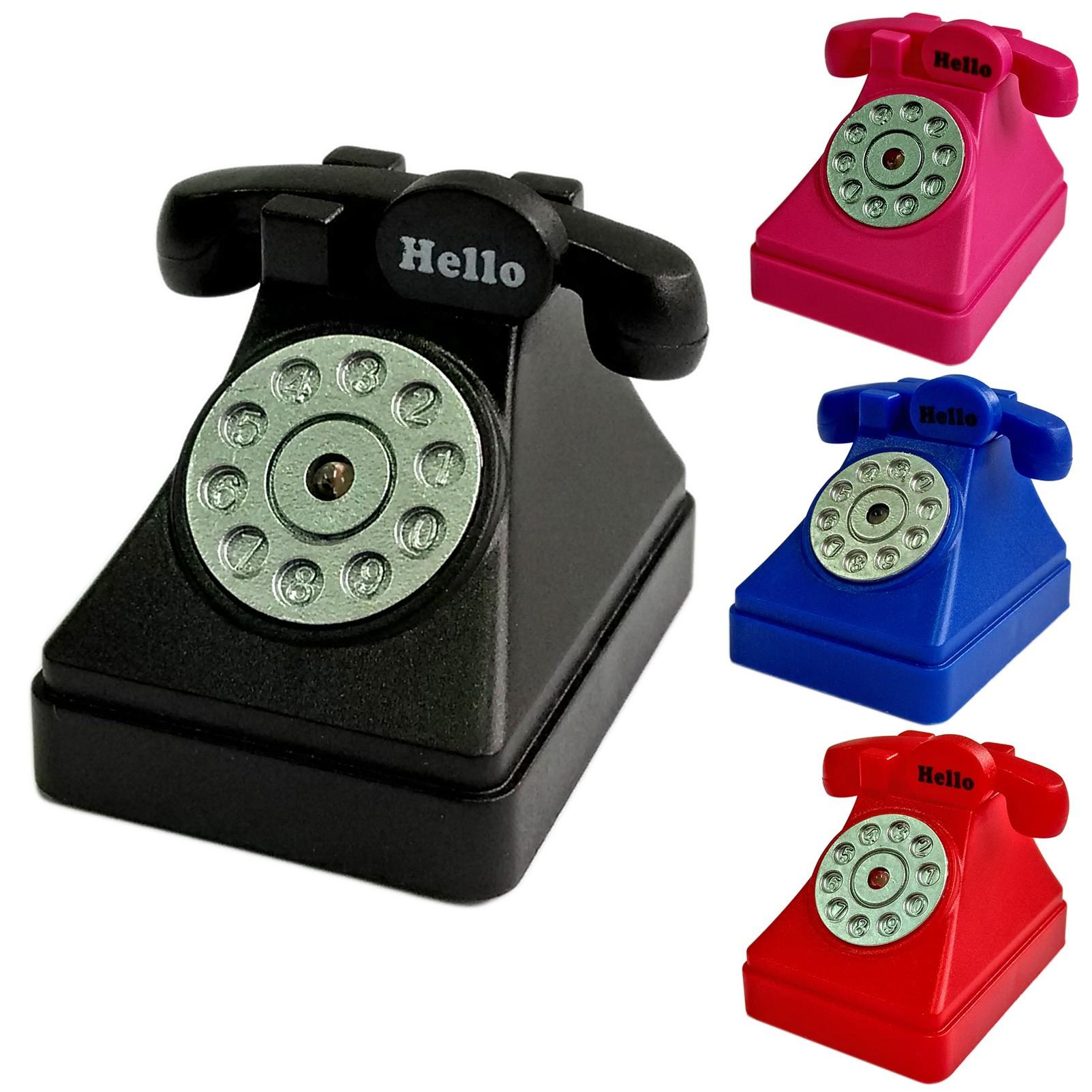 Rotary Telephone 16 for Barbie Monster High Dolls House