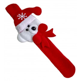 Polar Bear Christmas Wristband Bracelet Costume Halloween Set