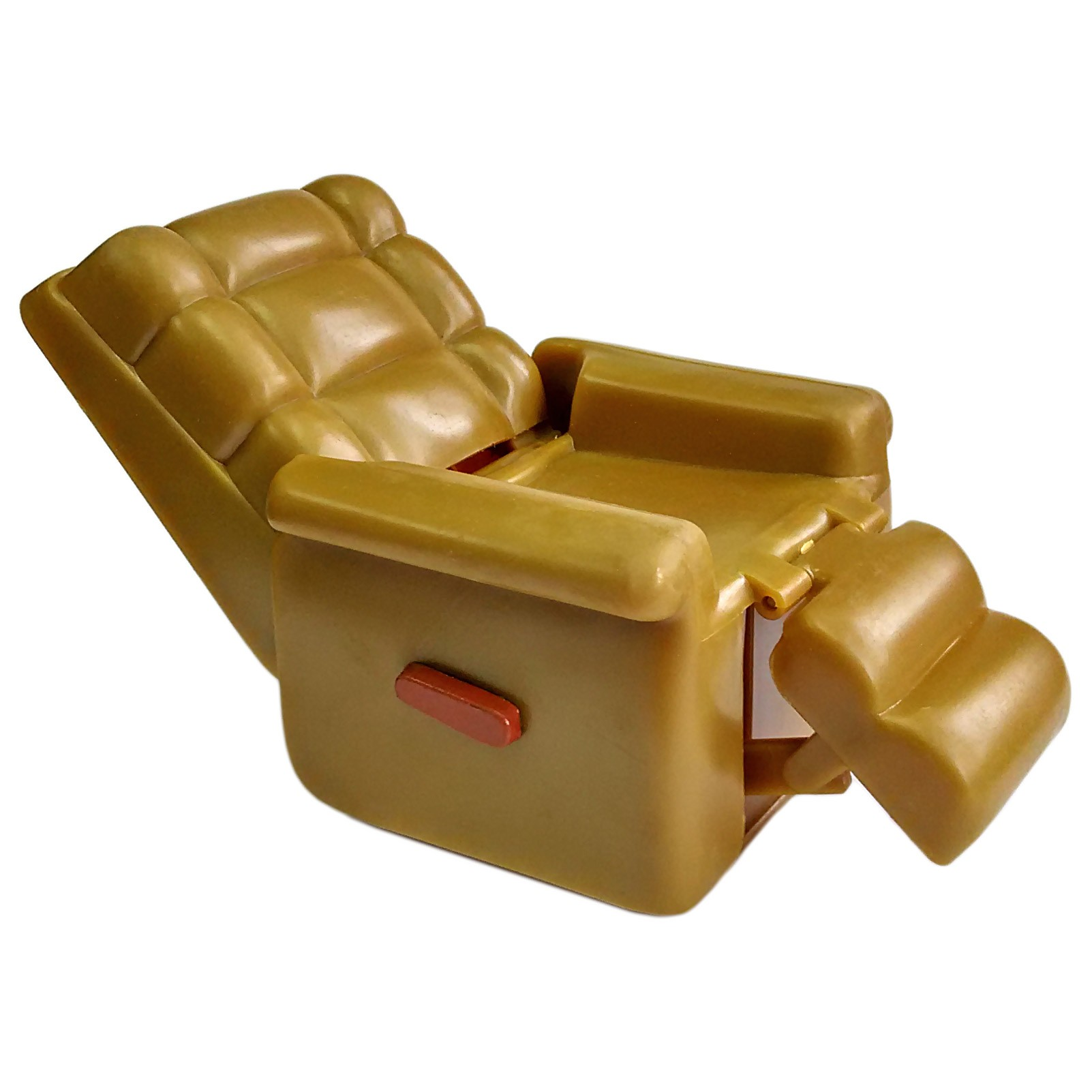 Amazing 1 12 Scale Dollhouse Furniture #19: Deluxe Recliner Mobility Sofa Chair 1/12 Scale Dollu0027s House Dollhouse  Furniture