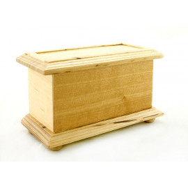 Nursery Wooden Baby Toy Storage Box Dollhouse Furniture