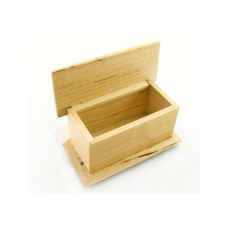 Nursery wooden baby toy storage box dollhouse furniture Wooden baby doll furniture